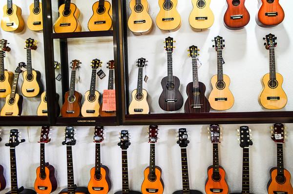 Alegre Guitars Showroom