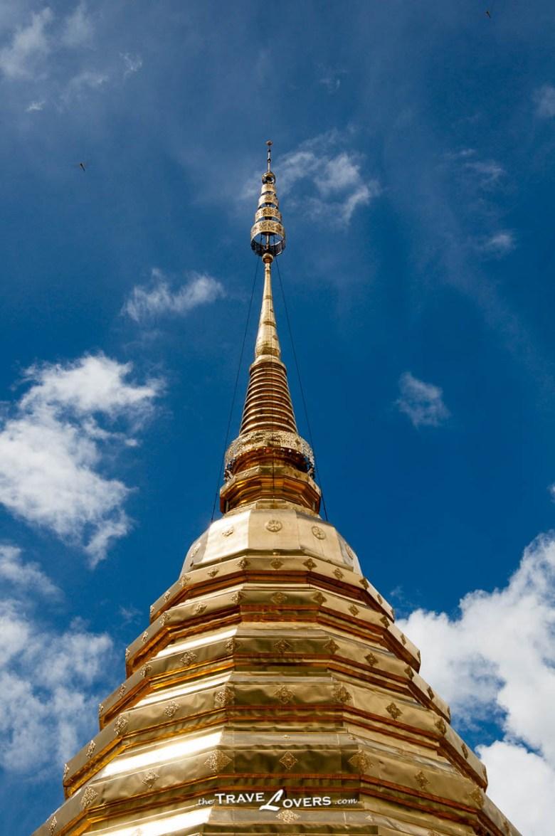 【泰国 61 清迈】从古城西门出发-蒲屏皇宫+素帖寺