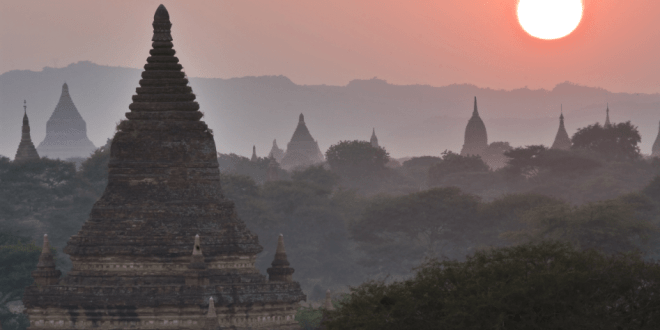 NEW! Burma River Cruise: Southbound on the Irrawaddy