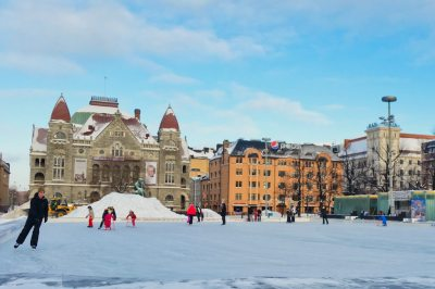 What is it like to visit Helsinki in Winter? || The Travel Tester