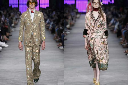 Gucci Cruise 2016 Fashion Show