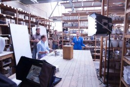 KLM making of inflight safety Film 2