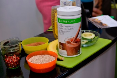 Breakfast of Champions. Powered by Herbalife (1)