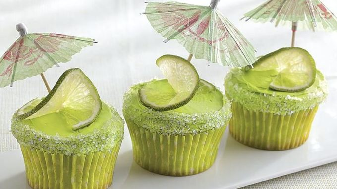 The Margarita cupcake