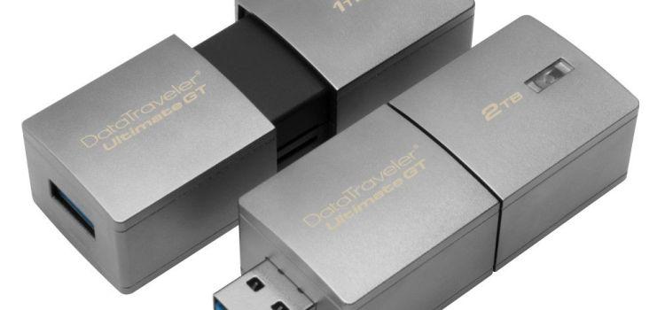 CES 2017: Kingston Digital prezintă stick-ul USB cu cea mai mare capacitate de stocare din lume