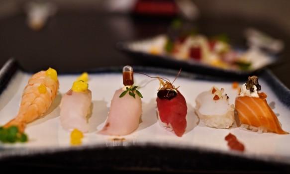 Japanese Molecular Cuisine, un nou concept de cină – Galerie FOTO