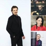 """Mihai Petre, Gigi Căciuleanu, Andreea Marin și Florin Călinescu spun""""Uite cine dansează!"""" la Pro TV"""