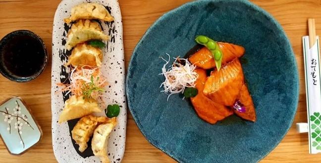 Zen Sushi Fusion, locul în care bucătăria japoneză își face de cap