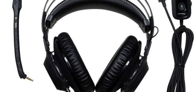 Căștile HyperX Cloud Revolver S cu sunet surround Plug-and-Play Dolby, disponibile și în România