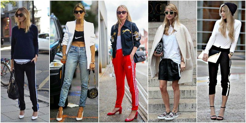 How to rock sports luxe without looking sports lax