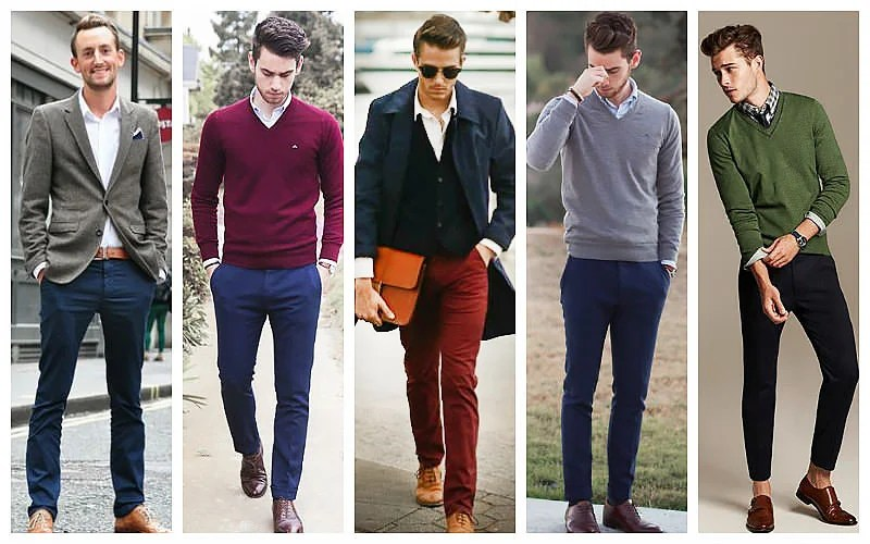 How To Dress Business Casual For Men The Trend Spotter