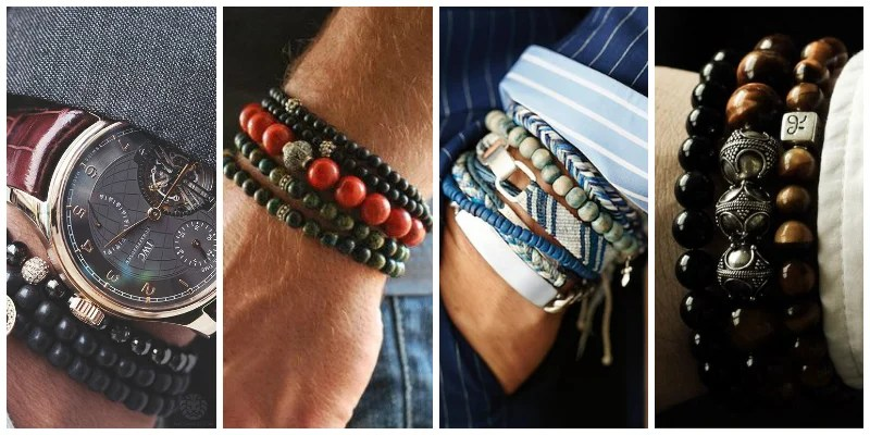 The Best Mens Bracelets That Ooze Cool The Trend Spotter