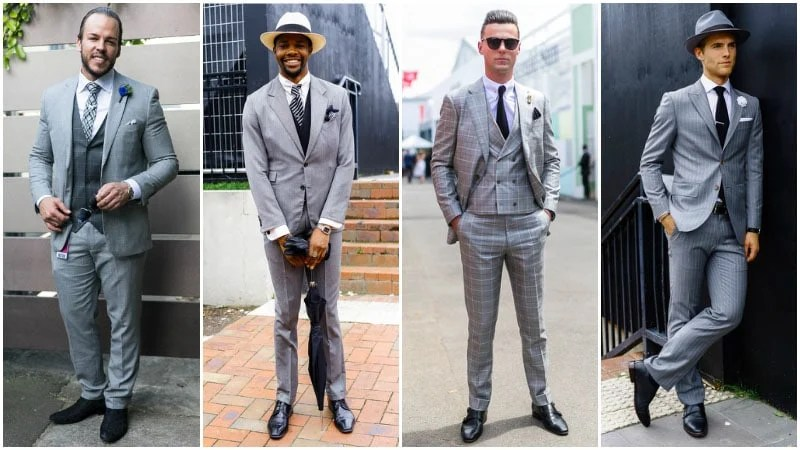 What Colour Shoes To Wear With Your Suit The Trend Spotter