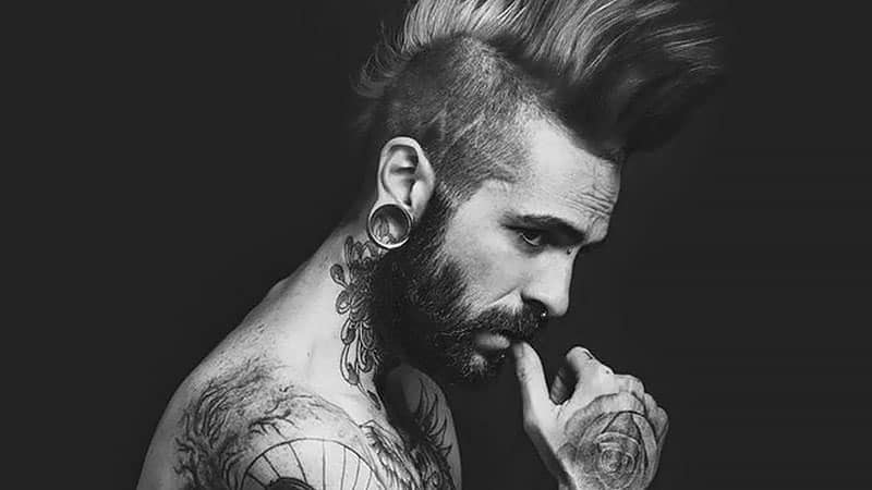 30 Awesome Mohawk Hairstyles for Men - The Trend Spotter