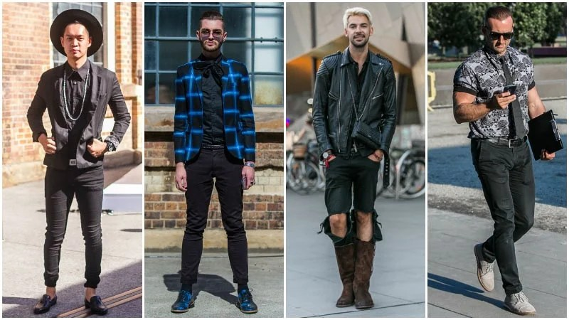 What To Wear With Black Jeans Men39s Style Guide The