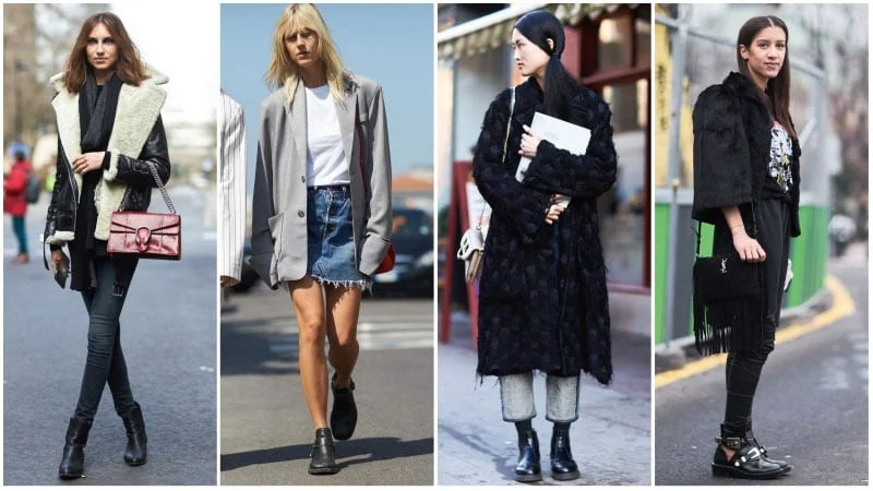 How To Style Your Favourite Pair Of Ankle Boots The