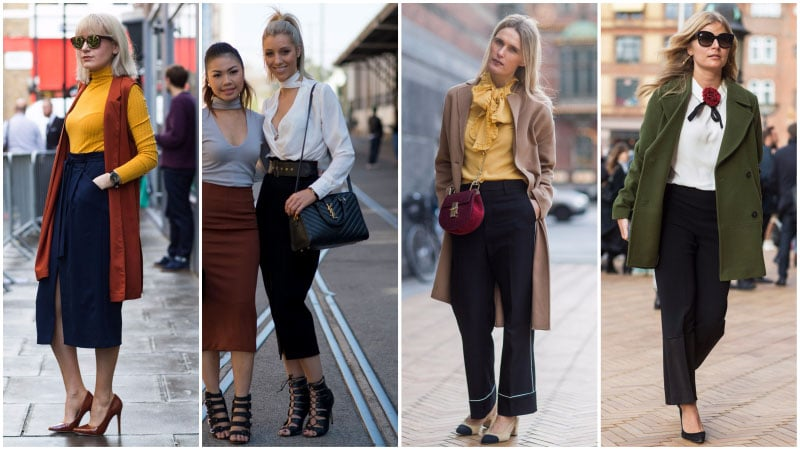 what to wear to a job interview women - Goalgoodwinmetals