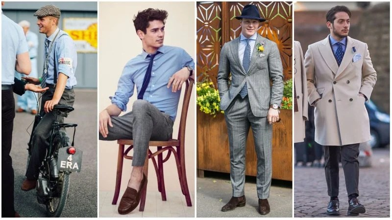 What to Wear With Grey Pants - The Trend Spotter