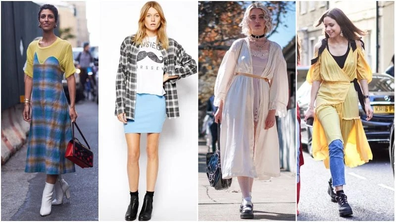 Effortlessly Cool Grunge Outfits You Need To Try The