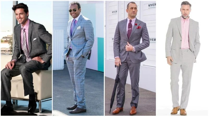 How to Wear a Pink Shirt with Style - The Trend Spotter