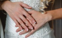 20 Gorgeous Wedding Nail Designs for Brides