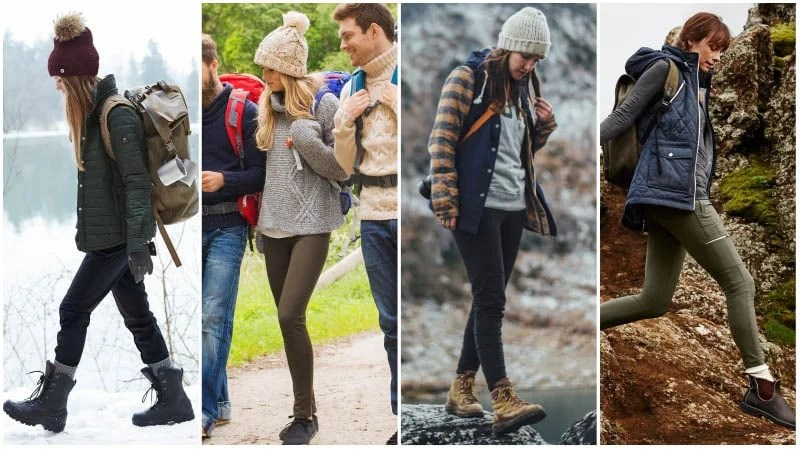 Stylish And Comfortable Hiking Outfits For Women The