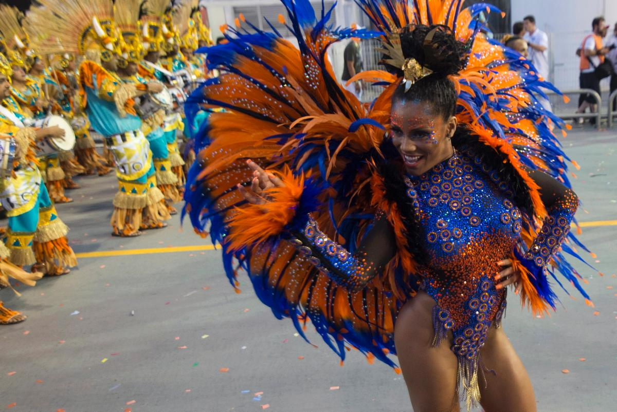 PHOTOS: Meet The Sexy Dancers At The 2015 Brazil Carnival