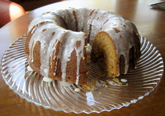 Cake Without Butter: Moist Pumpkin Bundt Cake (RECIPES, PHOTOS) - The ...