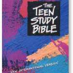The Devil Likes Them Served To Him Young  – The Teen Study Bible