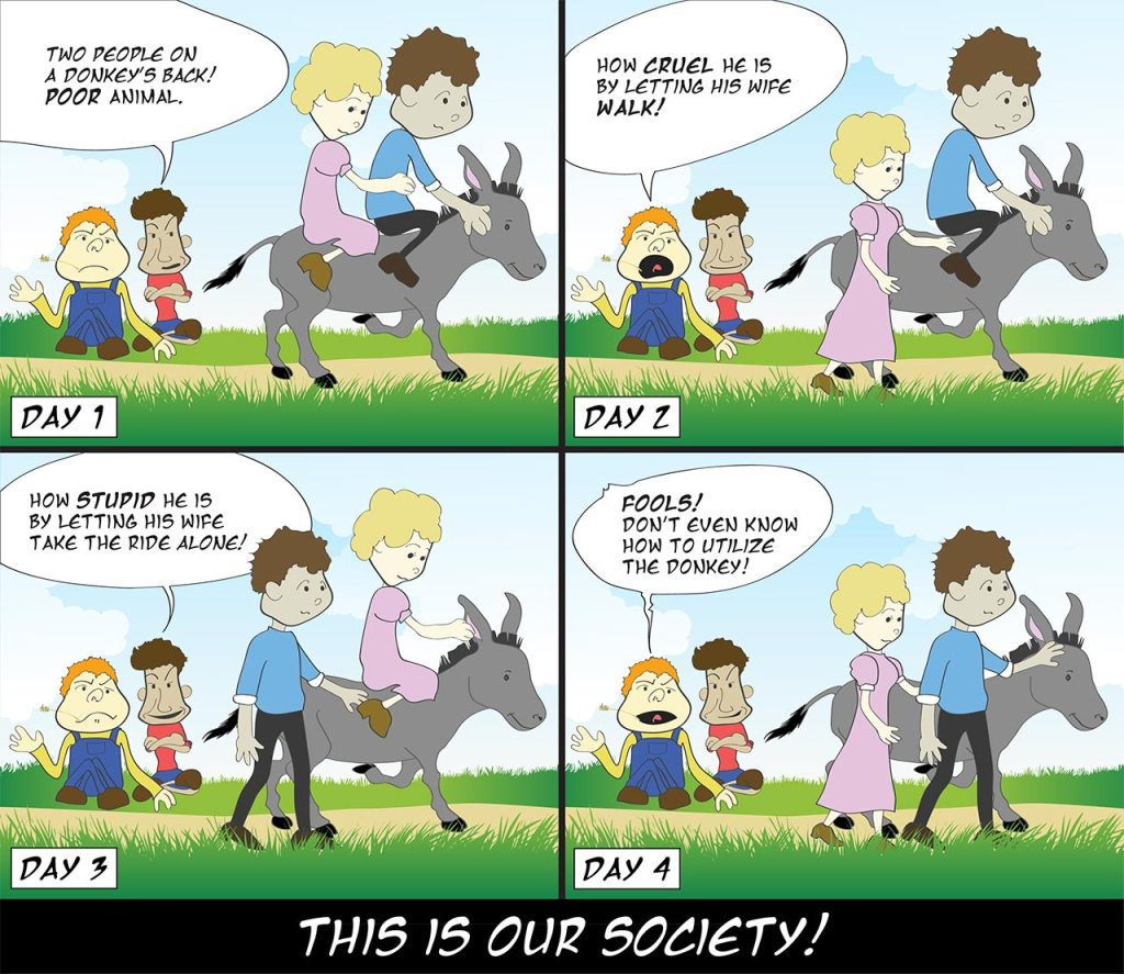The True WMSCOG - This is our Society