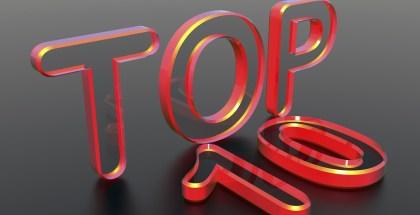 Top 10 against WMSCOG