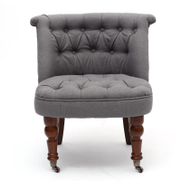 Accent & Bedroom Chairs : Seville Bedroom Chair in Plain ...