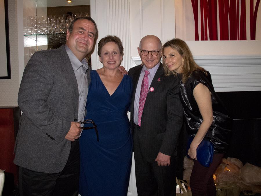 The Careys, Dr. Norton and Marisa Acocella Marchetto