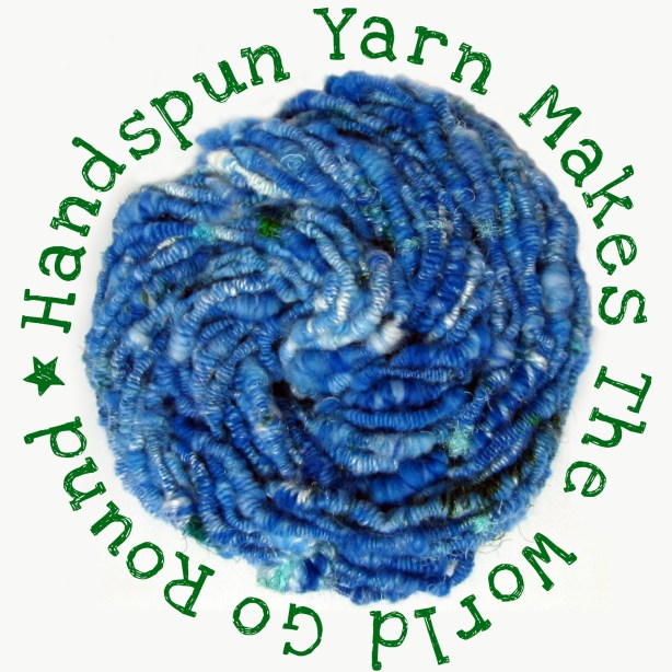 Handspun Yarn Makes the World Go Round by The Twisted Purl