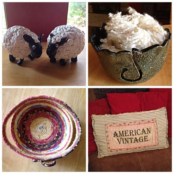 Handmade Items I Treasure