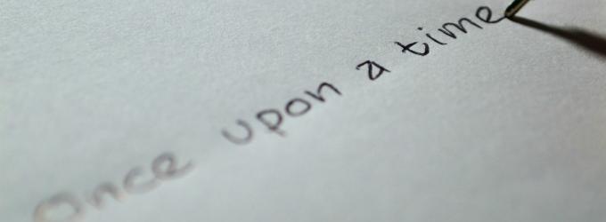 שנה חדשה - סיפור חדש - מכונת הכתיבה