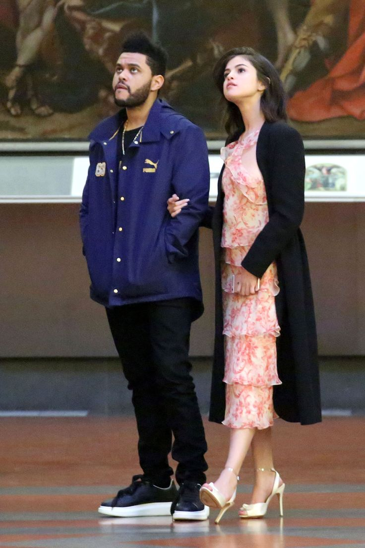 Girls Shoes Wallpaper Selena Gomez Amp The Weeknd Hit Relationship Milestone The