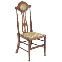 Arts & Crafts Occasional Chair - The Unique Seat Company