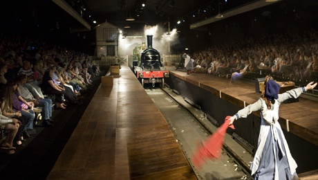 The Railway Children At Kings Cross Theatre Review