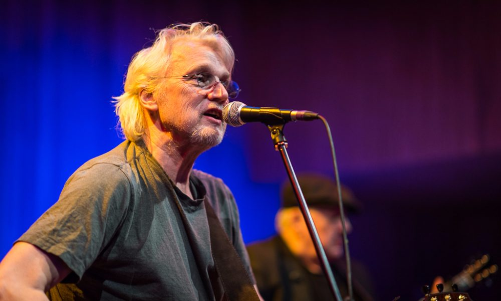 David Knopfler At The Forge Live Review The Upcoming