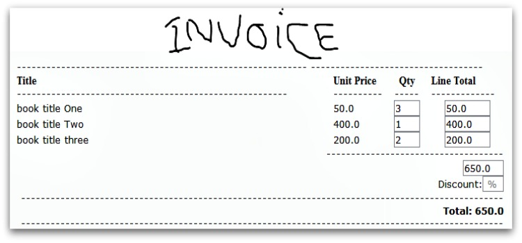 How To Invoice And Get Paid - The VA Handbook - written invoice