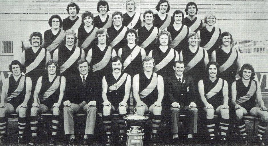 Glenelg 1973 Grand Finals Team Photo