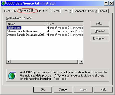 Database Access with RDO (Remote Data Objects)