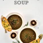Recipe: Porcini Mushroom & Sherry Soup