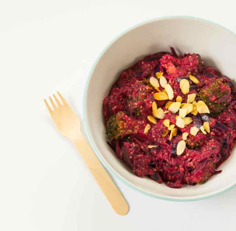 Beetroot Superfood Supper Bowl 2