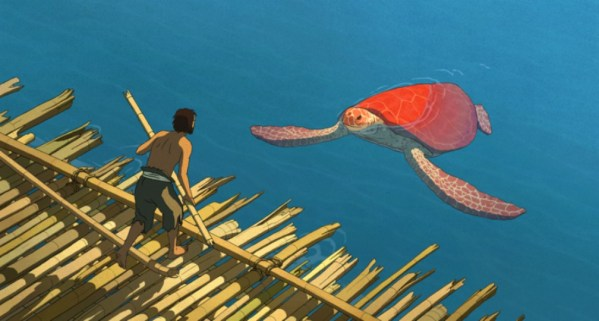 0630 The Red Turtle