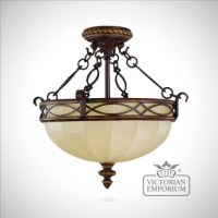 Glass globe pendant - Interior ceiling and hanging lights