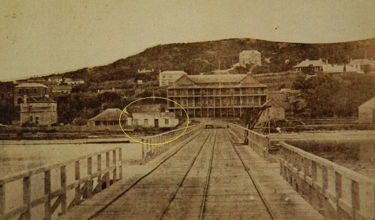 Ship Inn - Photo from Dowson - marked