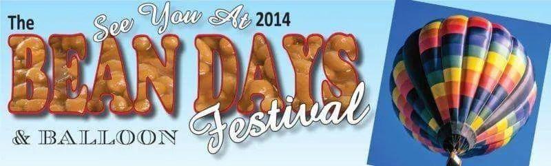 Montpelier Bean Days & Balloon Festival Schedule