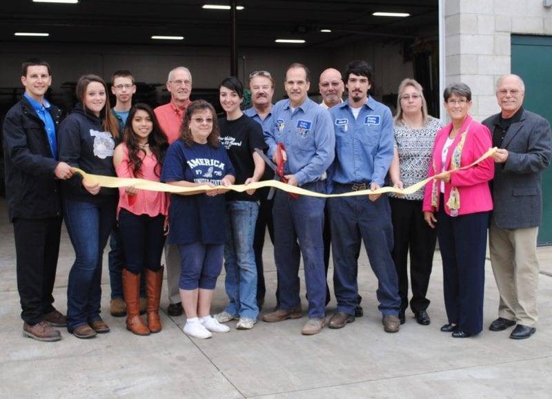 Stryker Welding Celebrates Expansion With Ribbon Cutting